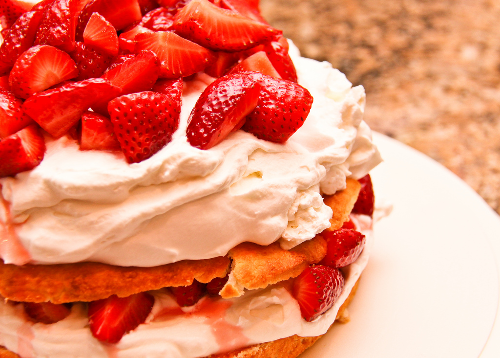 Ruta's Old Town Inn is one of the better bed and breakfasts in the Garden Grove. Not convinced? Try some of their strawberry shortcake ... photo by CC user edp-pics on Flickr