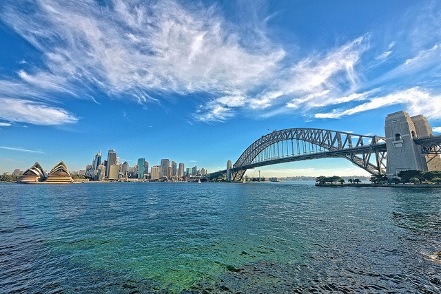 Its world famous harbor is one of the top natural attractions in Sydney