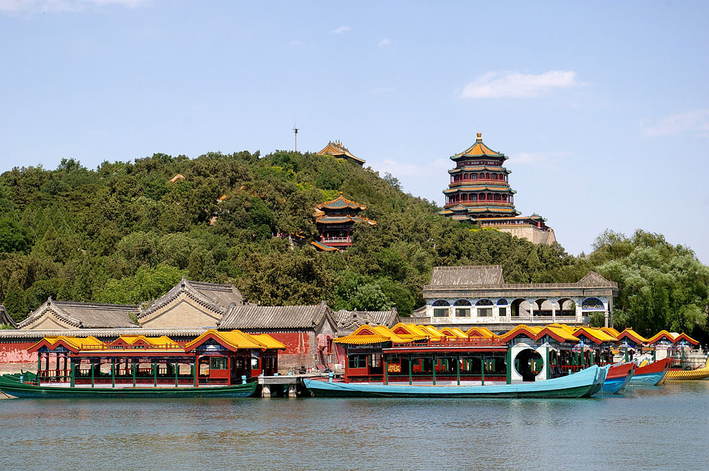 The Summer Palace is one the Coolest things to see in Beijing